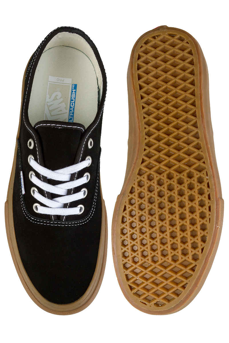 Vans Authentic Pro Shoes (black light) buy at skatedeluxe a4590e5cc