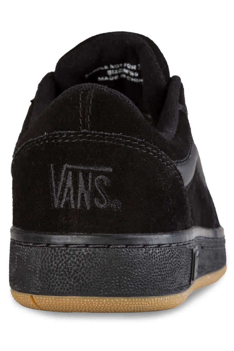 Vans Fairlane Pro Shoes (black black gum) buy at skatedeluxe ad57c513c