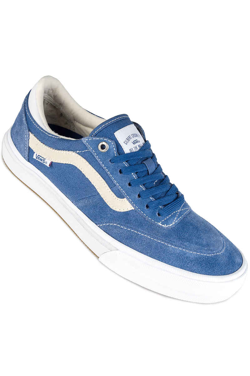 Vans Gilbert Crockett Shoes (delft white)