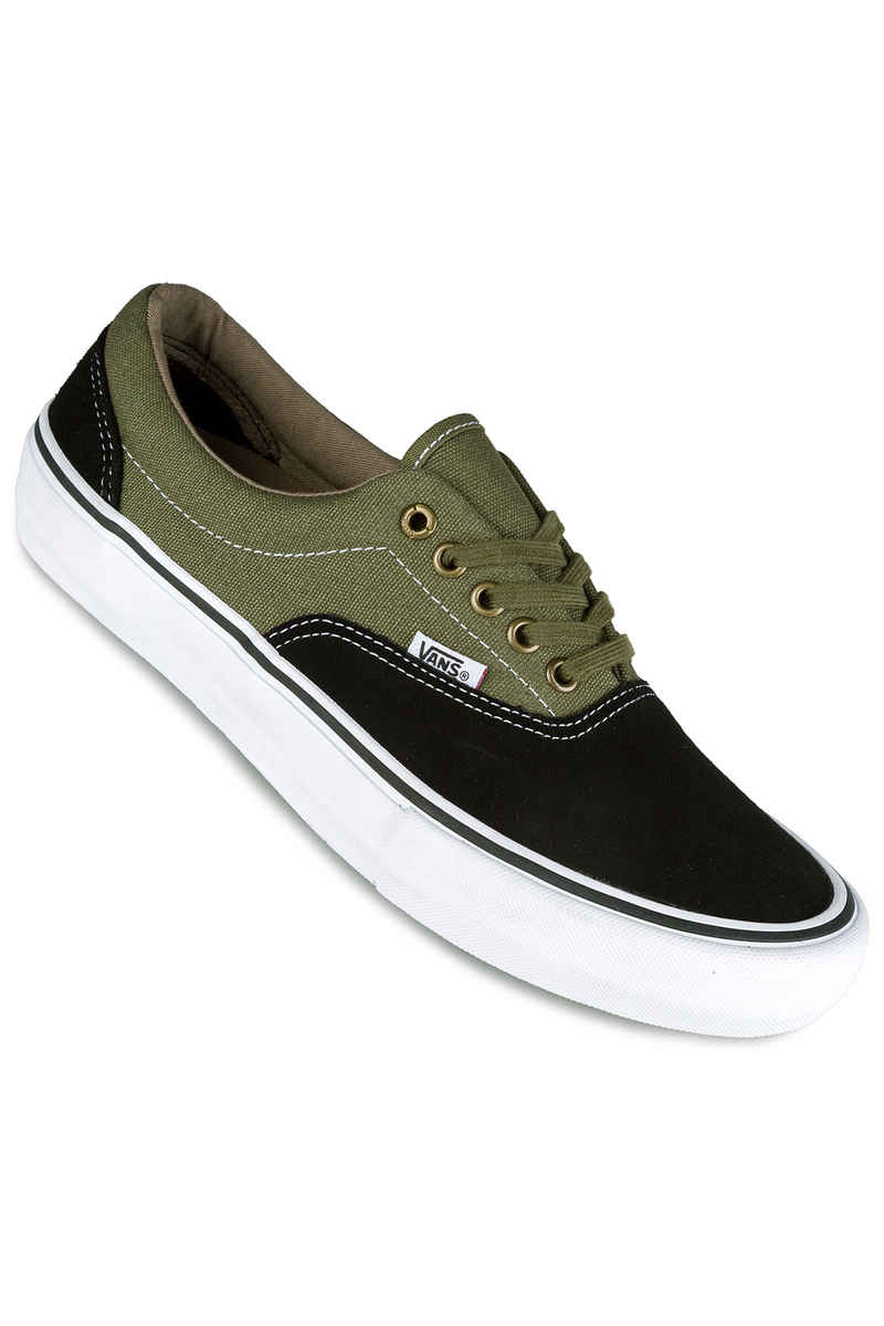 Vans Era Pro Shoes (black moss)