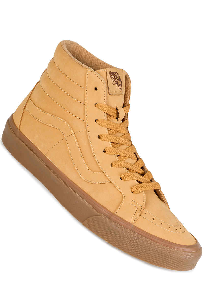 Vans Sk8-Hi Reissue Shoes (light gum mono)