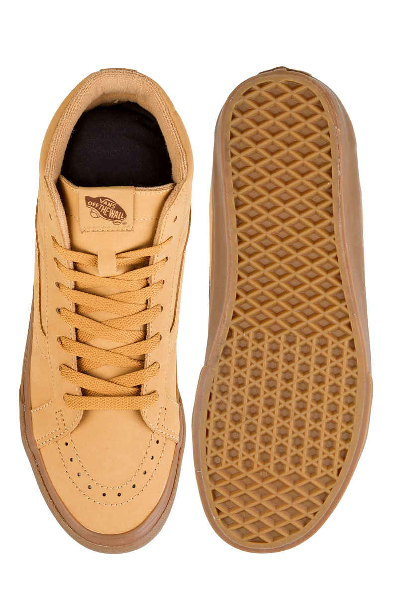 2603f0d0f0b Vans Sk8-Hi Reissue Shoes (light gum mono) buy at skatedeluxe