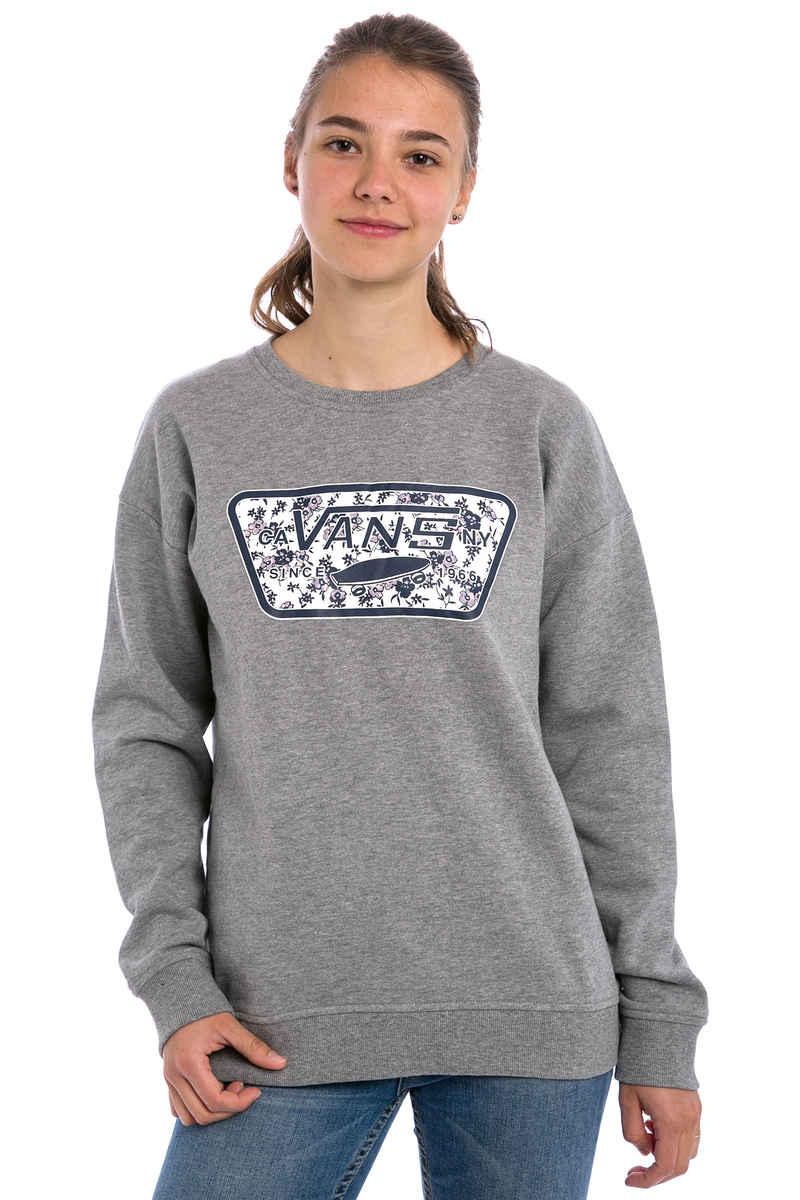 Vans Alfa Sweatshirt women (ditsy blooms)