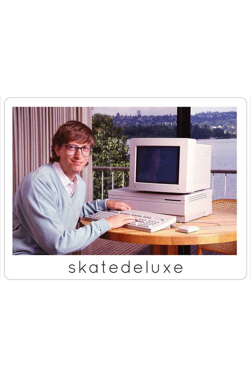 skatedeluxe Software Sticker
