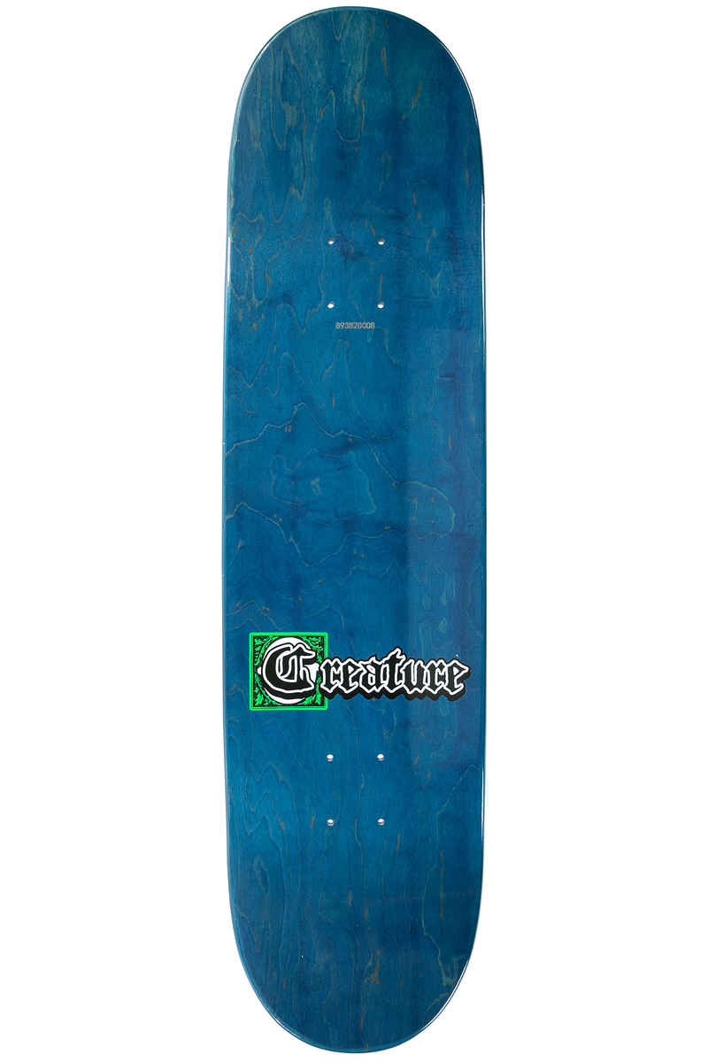 "Creature Bingaman The Sacred Pass 8.375"" Deck (blue)"