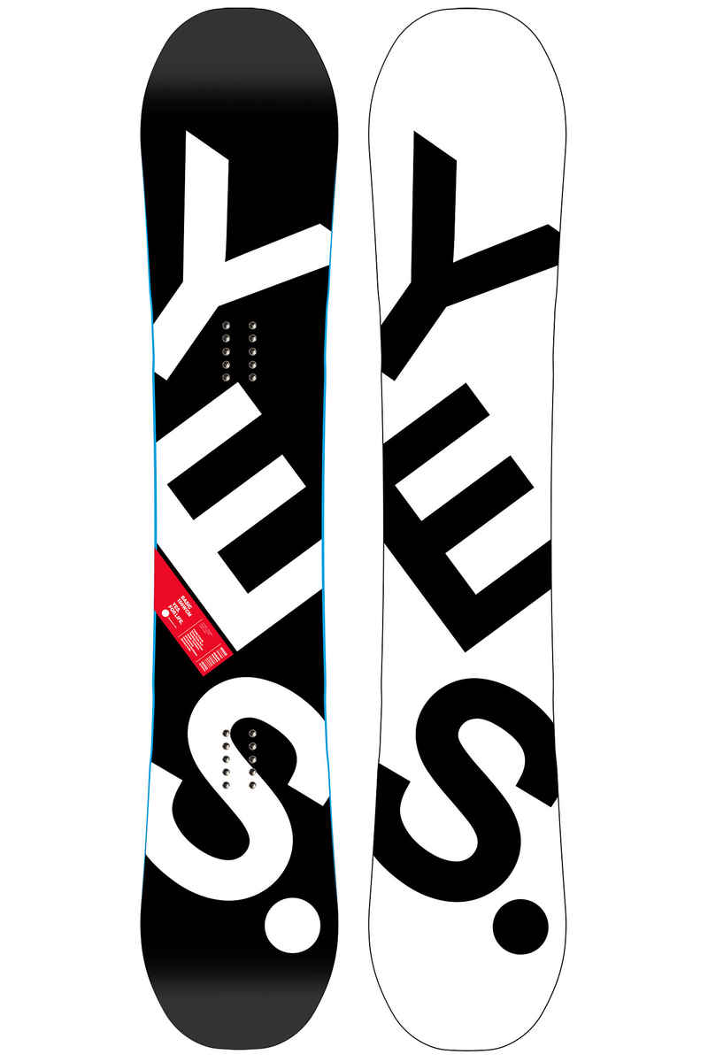 YES The Basic 156cm Wide Snowboard 2017/18