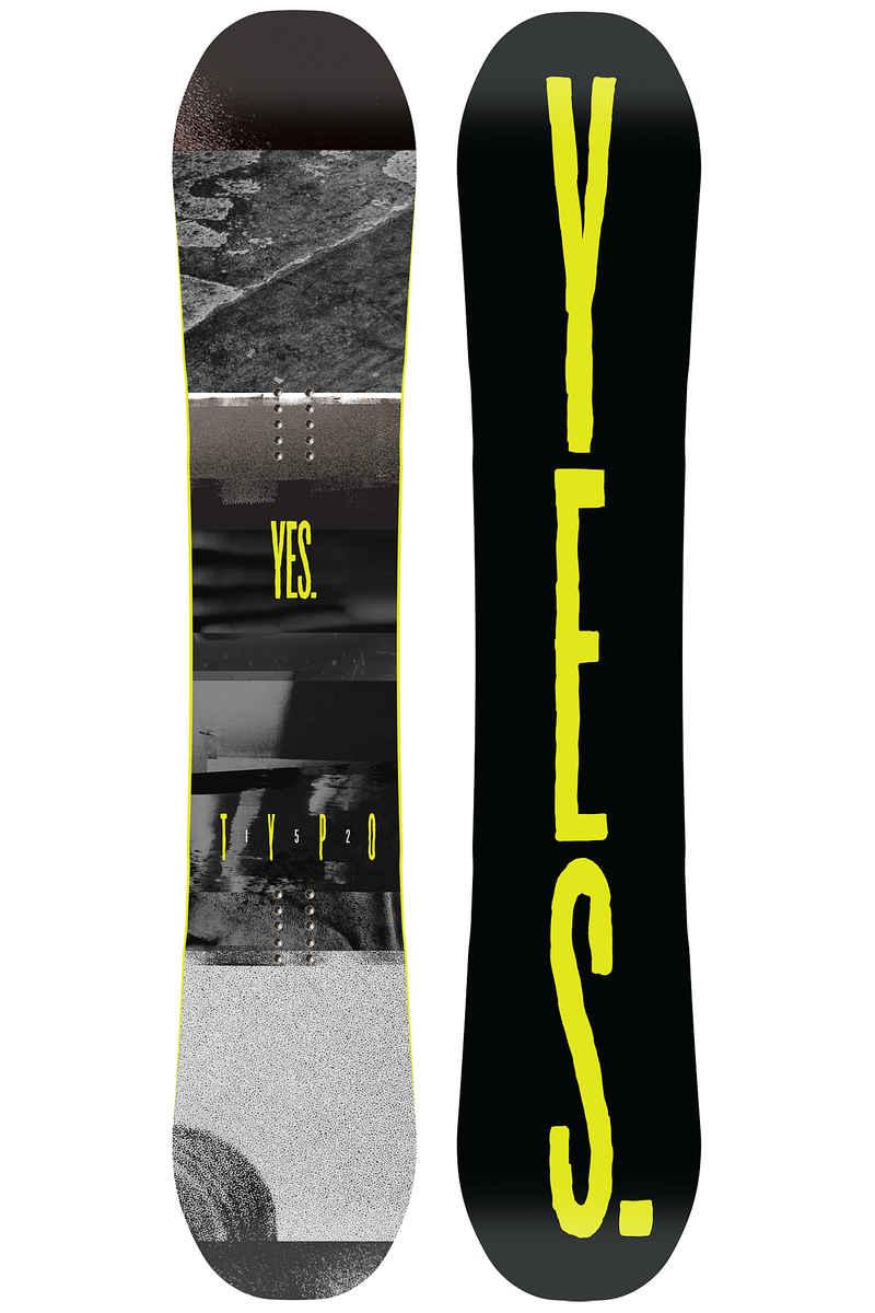 YES Typo 152cm Snowboard