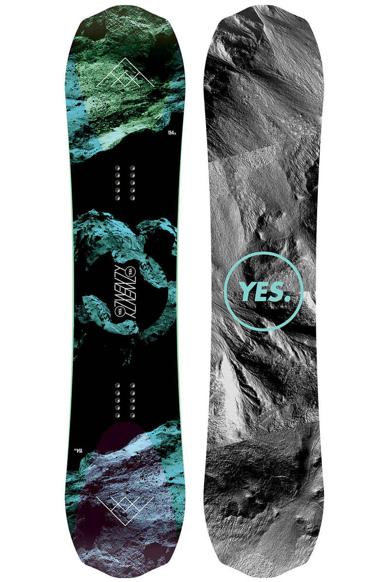 YES 20/20 154cm Snowboard 2017/18