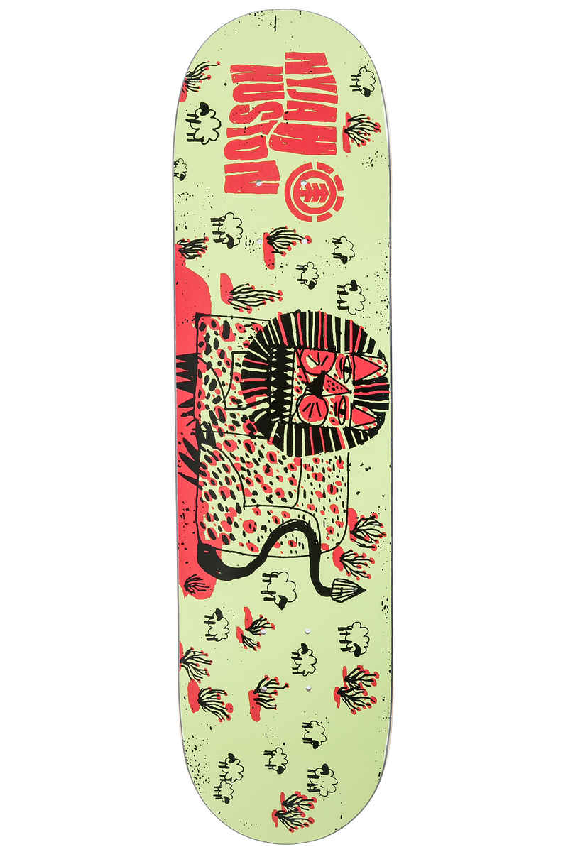 "Element Huston Spirit 8"" Planche Skate (multi)"