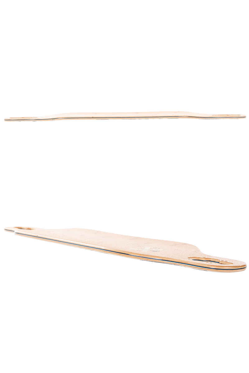 "Arbor Axis Bamboo 40"" (101,6cm) Longboard Deck 2017"