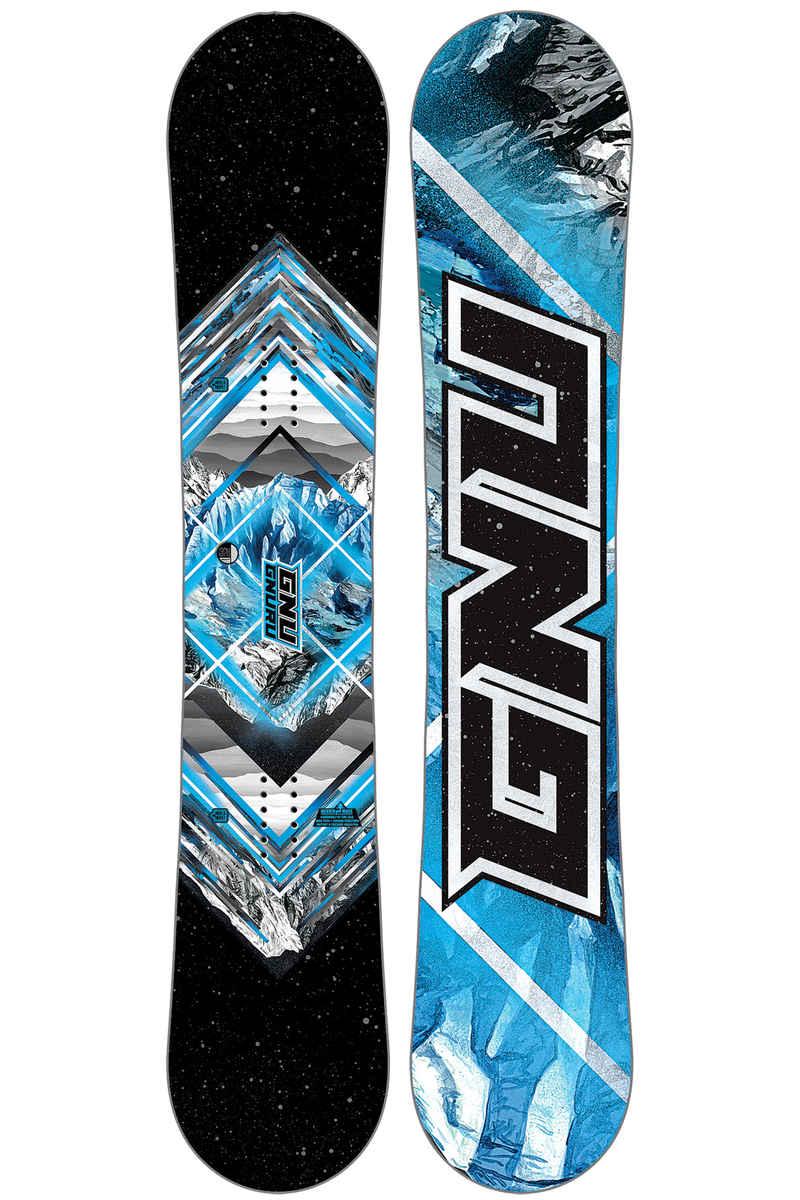 Gnu Asym Gnuru 155cm Snowboard