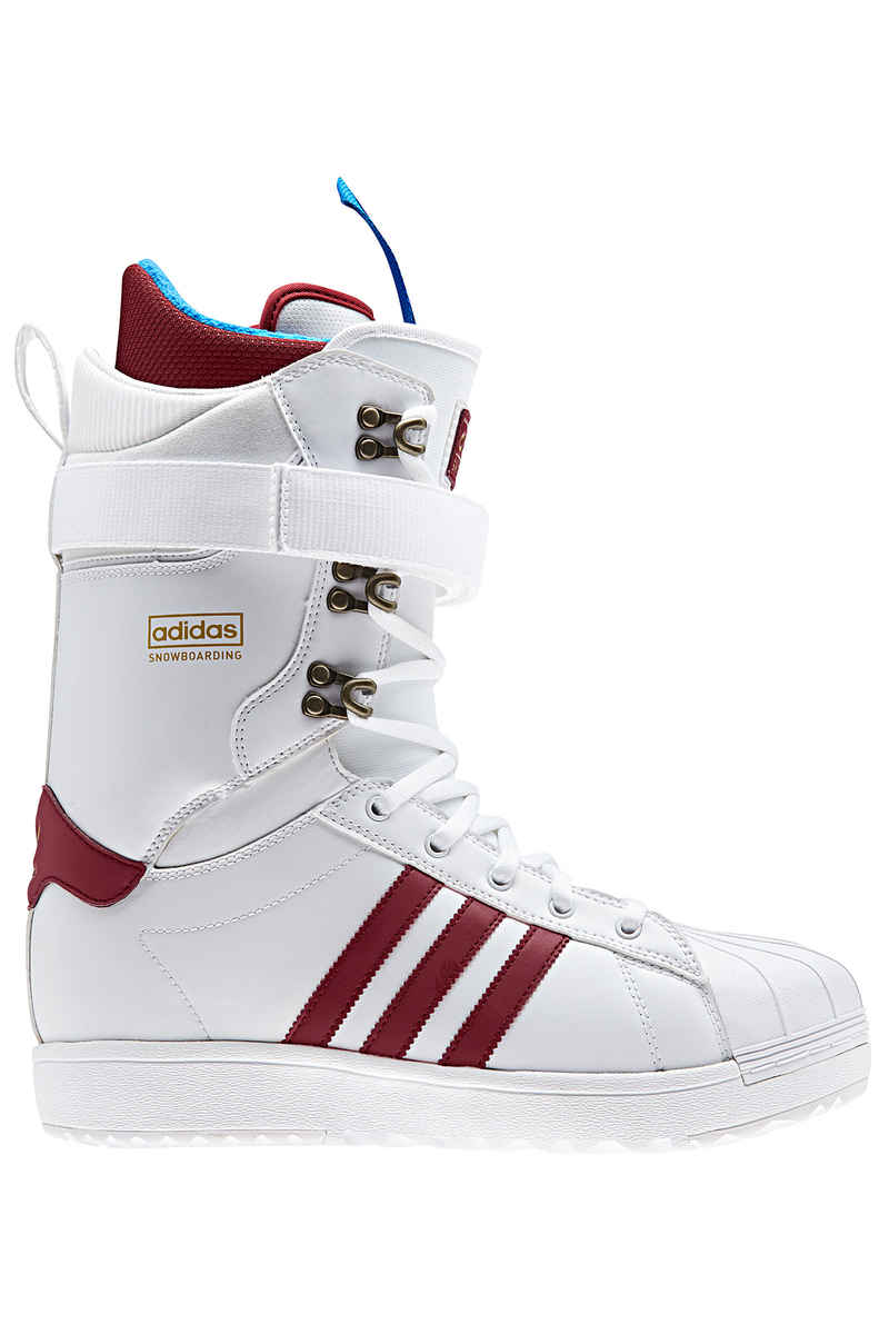 adidas Superstar ADV Boots 2017/18 (white white)