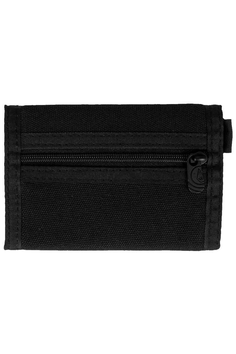 Volcom Full Stone Cloth Portemonnee (black)