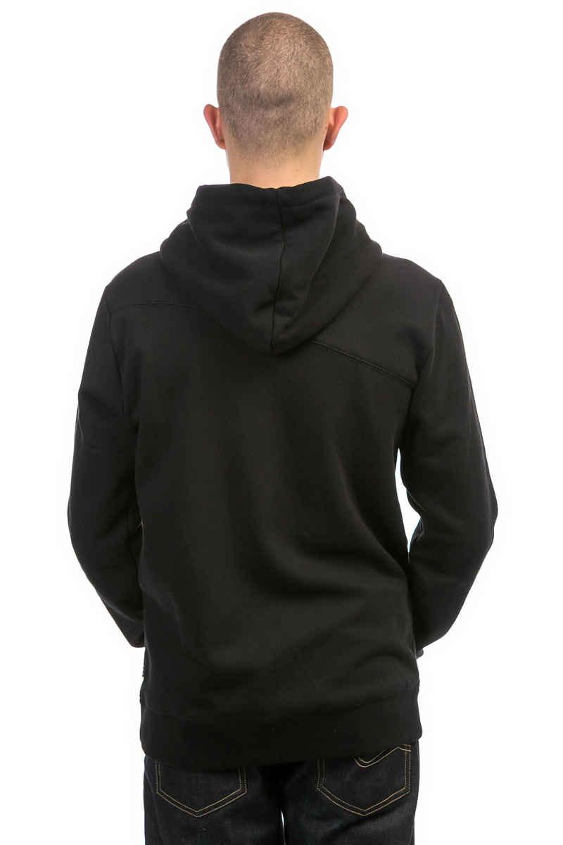 Volcom Sngl Stn Zip-Sweatshirt avec capuchon (black)