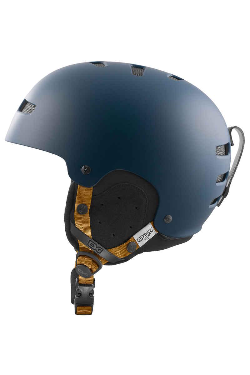 TSG Gravity Solid Color Snow-Helmet (satin night blue)