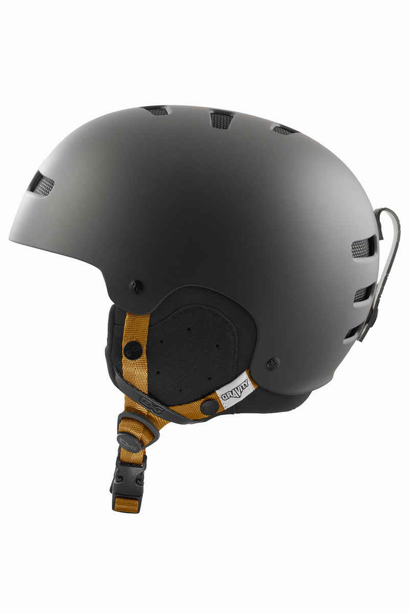 TSG Gravity Solid Color Snow-Helmet (satin slate)