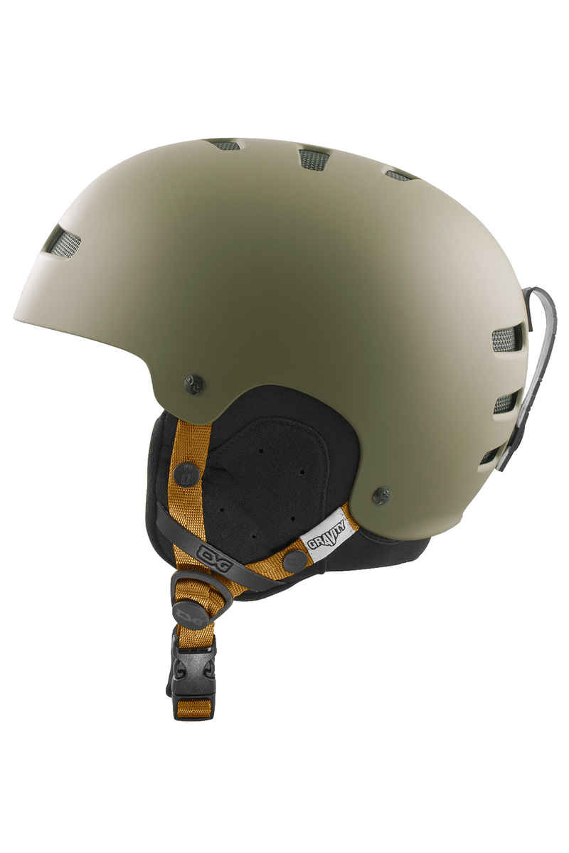 TSG Gravity Solid Color Snow-Helmet (satin trench)