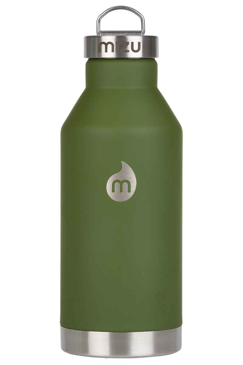 Mizu V6 Flacon (soft touch army green)