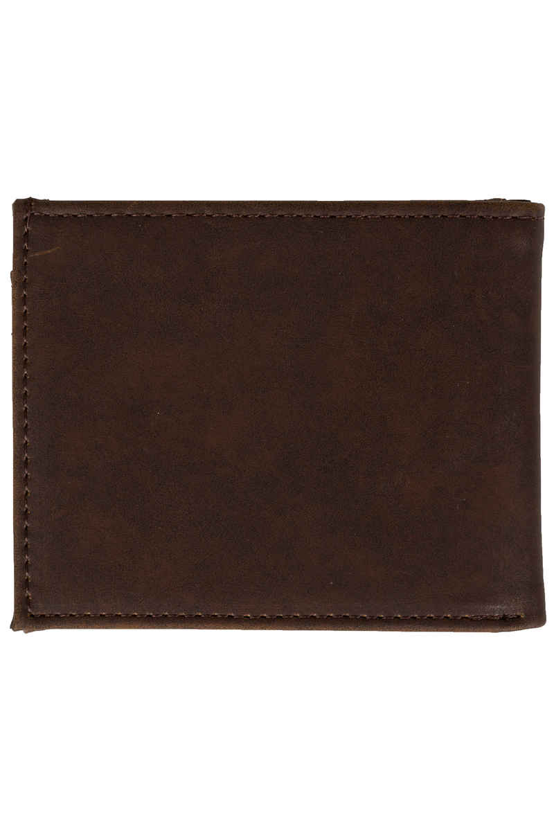 Volcom Draft Wallet (dark chocolate)
