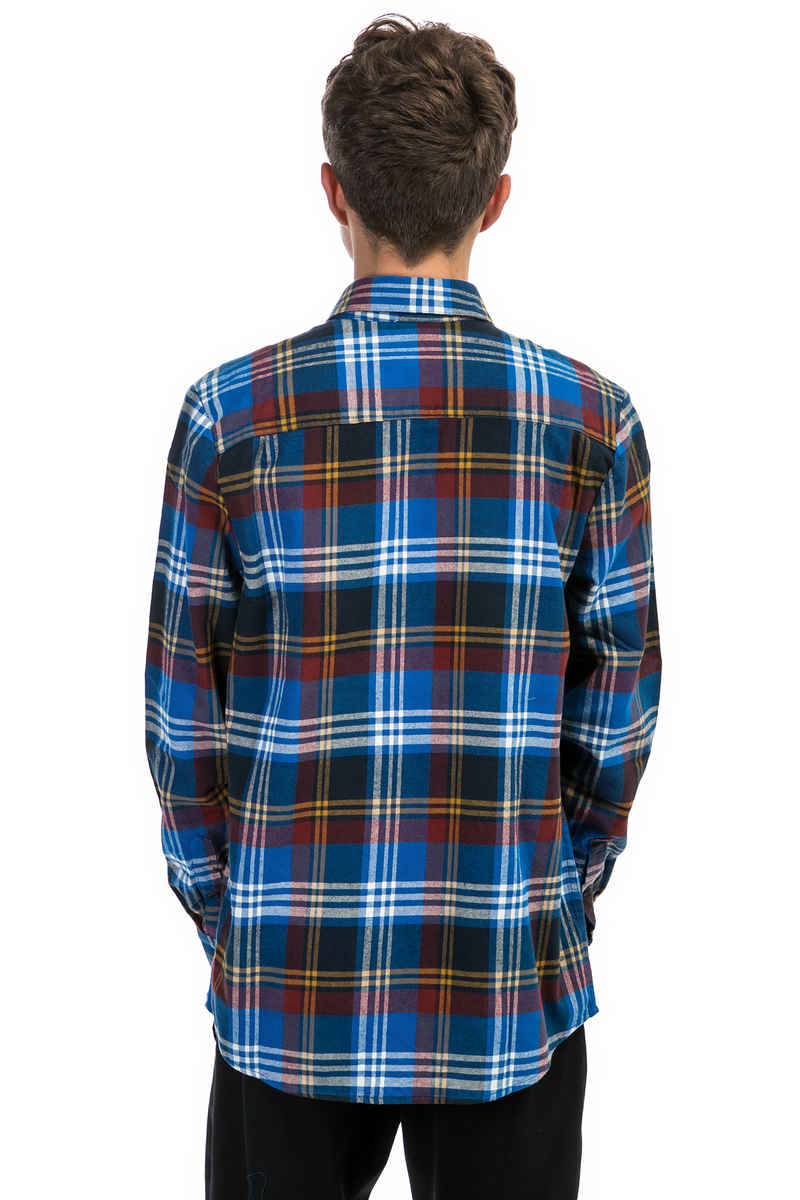 Volcom Caden Shirt (true blue)