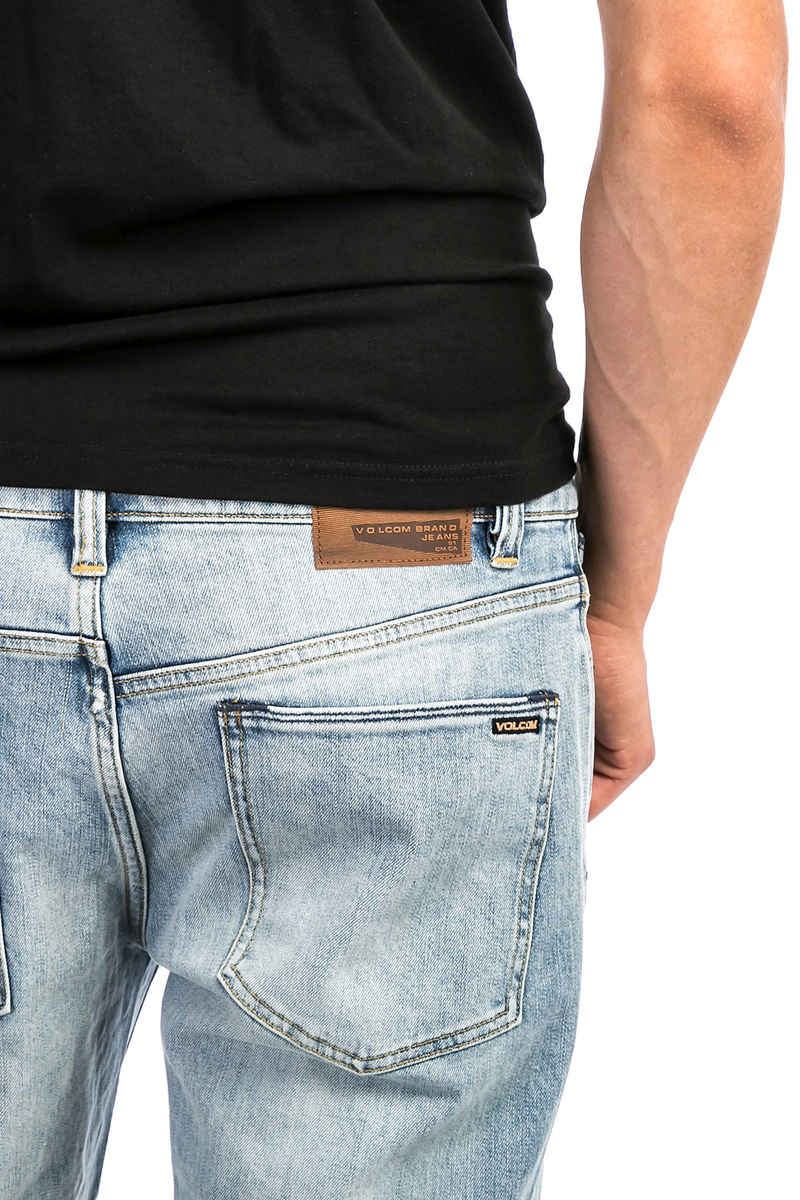 Volcom Solver Jeans (artic blue)
