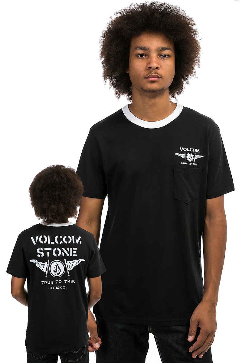 Volcom Tringer T-Shirt (black)