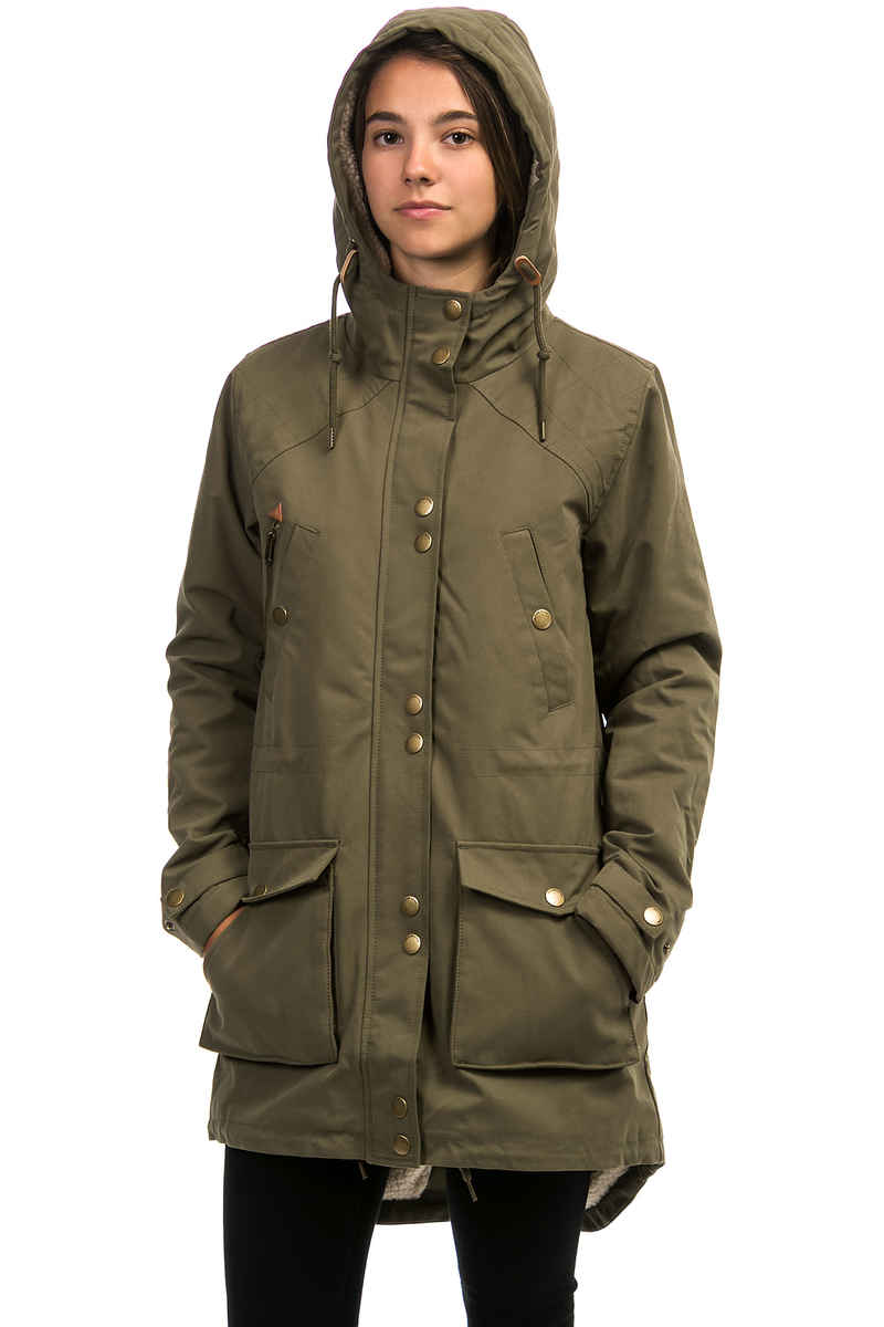 Volcom Walk On By Parka Giacca women