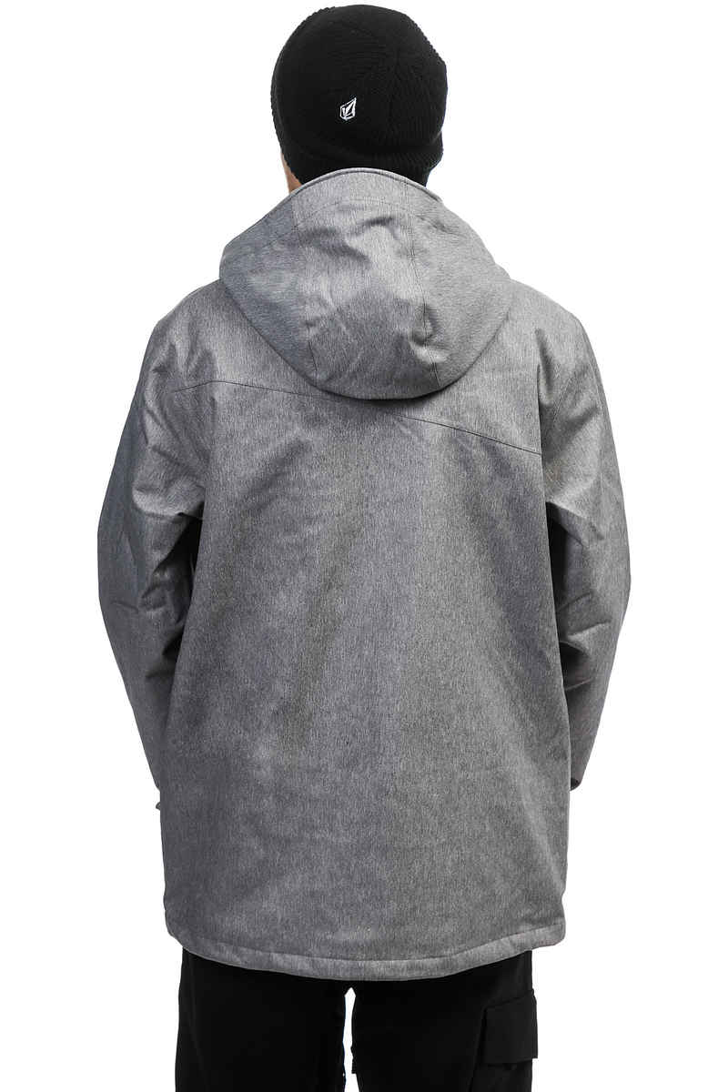 Volcom Padron Insulated Snowboard Jacke (heather grey)