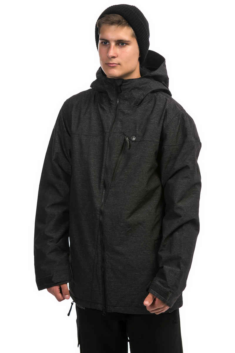 Volcom Prospect Insulated Snowboard Jacket (black)