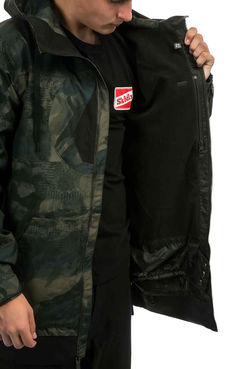 Volcom Hal Snowboard Jacket (camouflage)