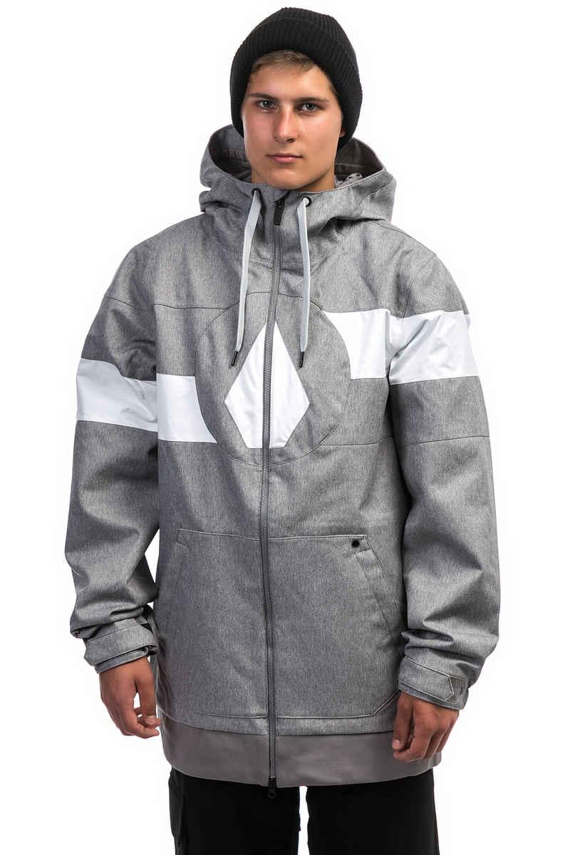 Volcom Hal Giacca da snowboard (grey heather)