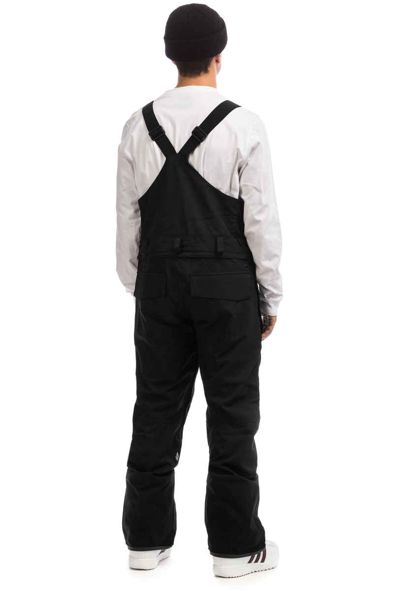 Volcom Roan Bib Snowboard Pant (black)