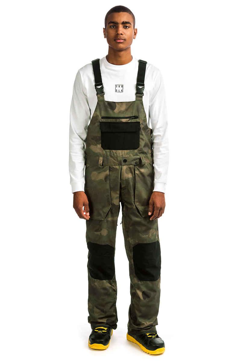 Volcom Roan Bib Snowboard Pant (camouflage)