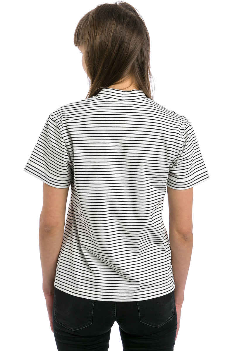 Wemoto Surry Stripe T-Shirt women (offwhite black)