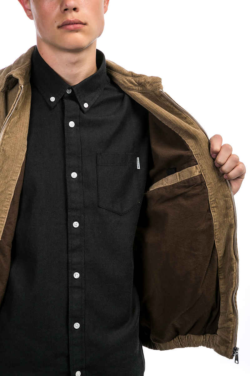 Carhartt WIP Madison Jacke (leather rinsed)