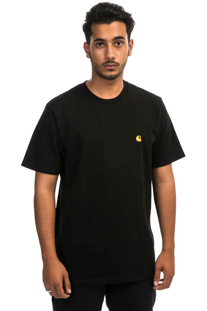 Carhartt WIP Chase T-Shirt (black gold)