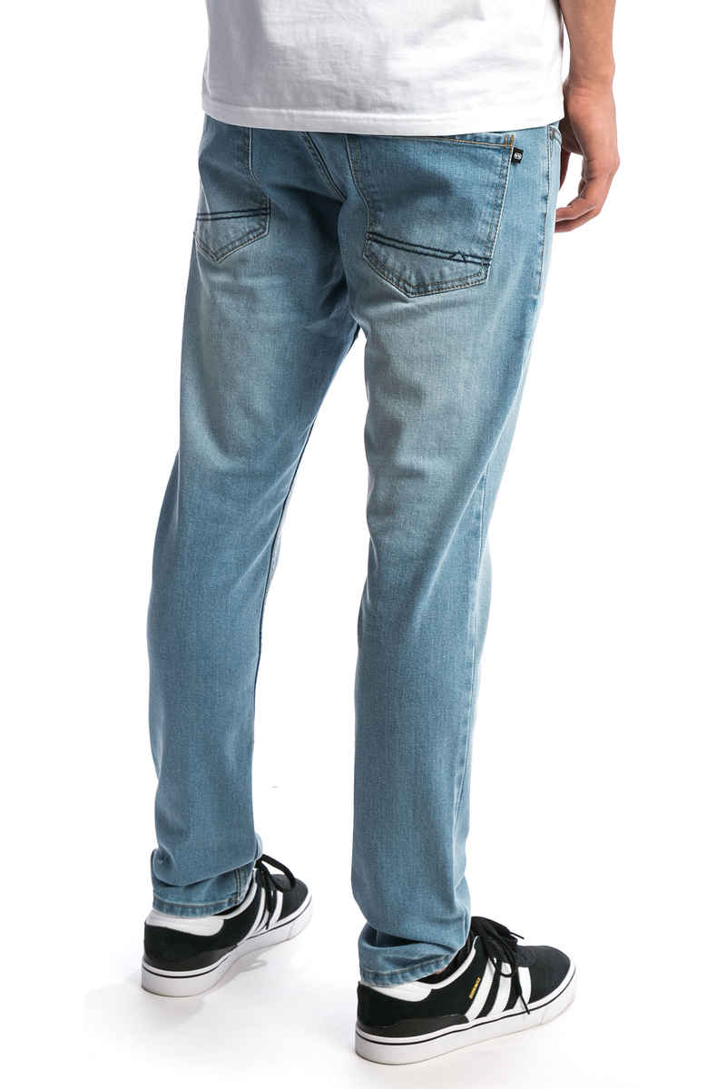 REELL Spider Jeans (light blue grey wash)
