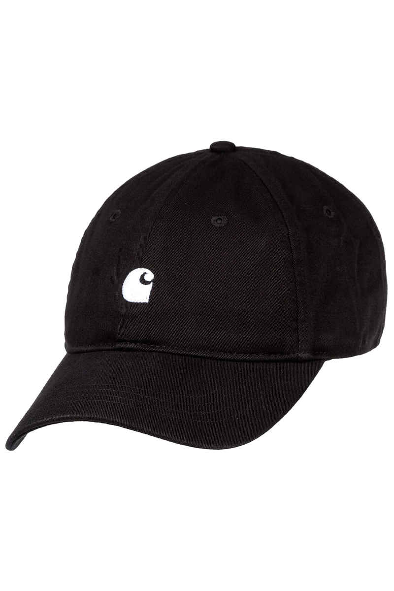 Carhartt WIP Major 6 Panel Cap (black white)