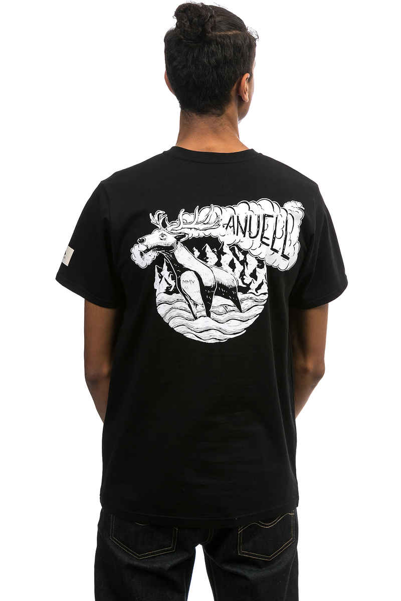 Anuell Amster T-Shirt (black)