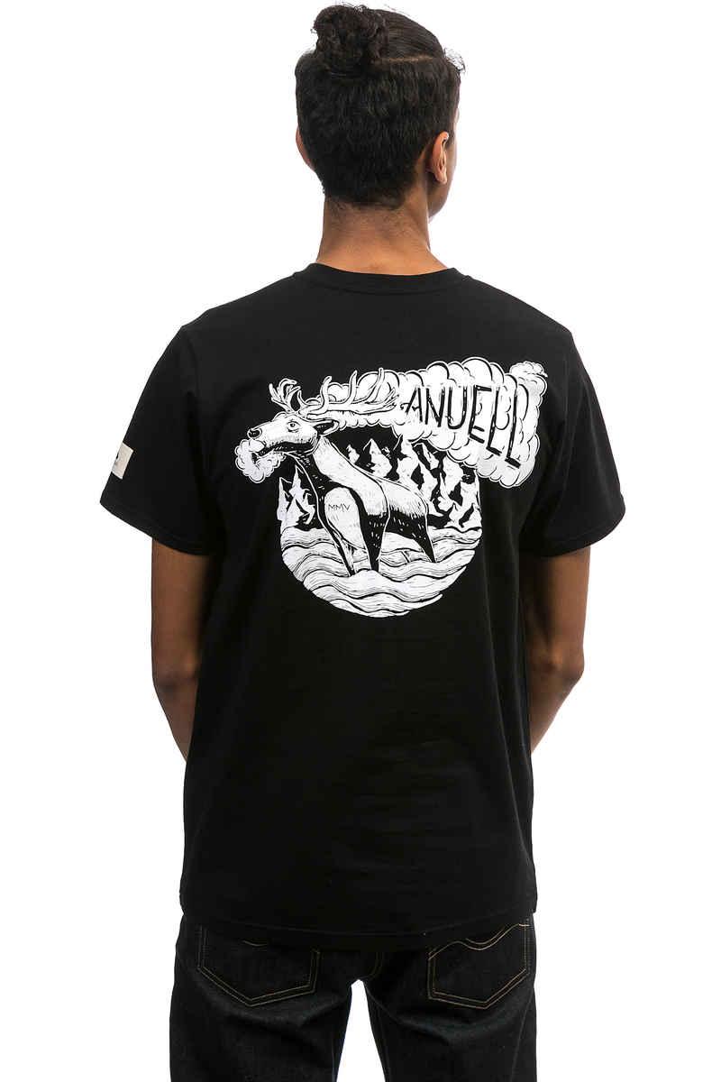 Anuell Amster Camiseta (black)