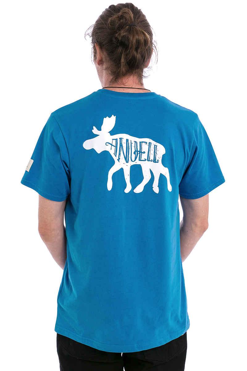 Anuell Mooser T-Shirt (pale light blue)