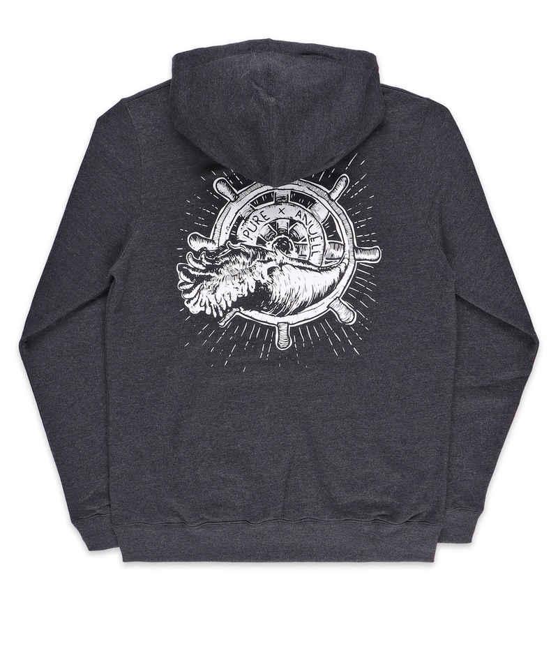 Anuell Pure Steeror Hoodie (dark heather)