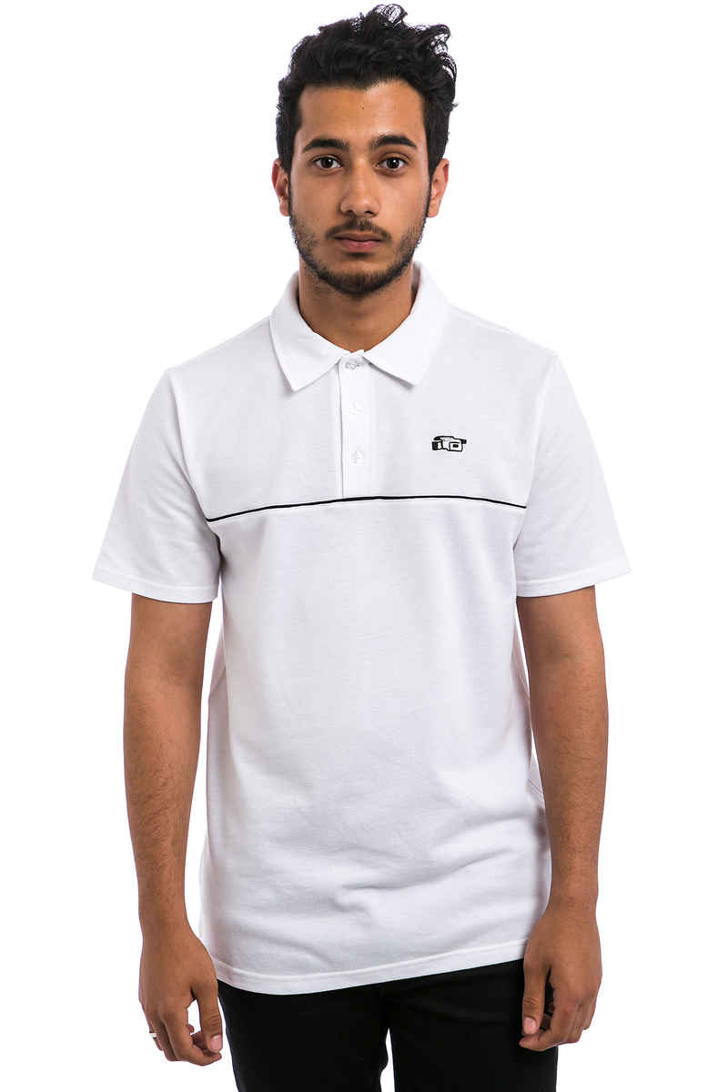 Antix Marc Polo-Shirt (white)