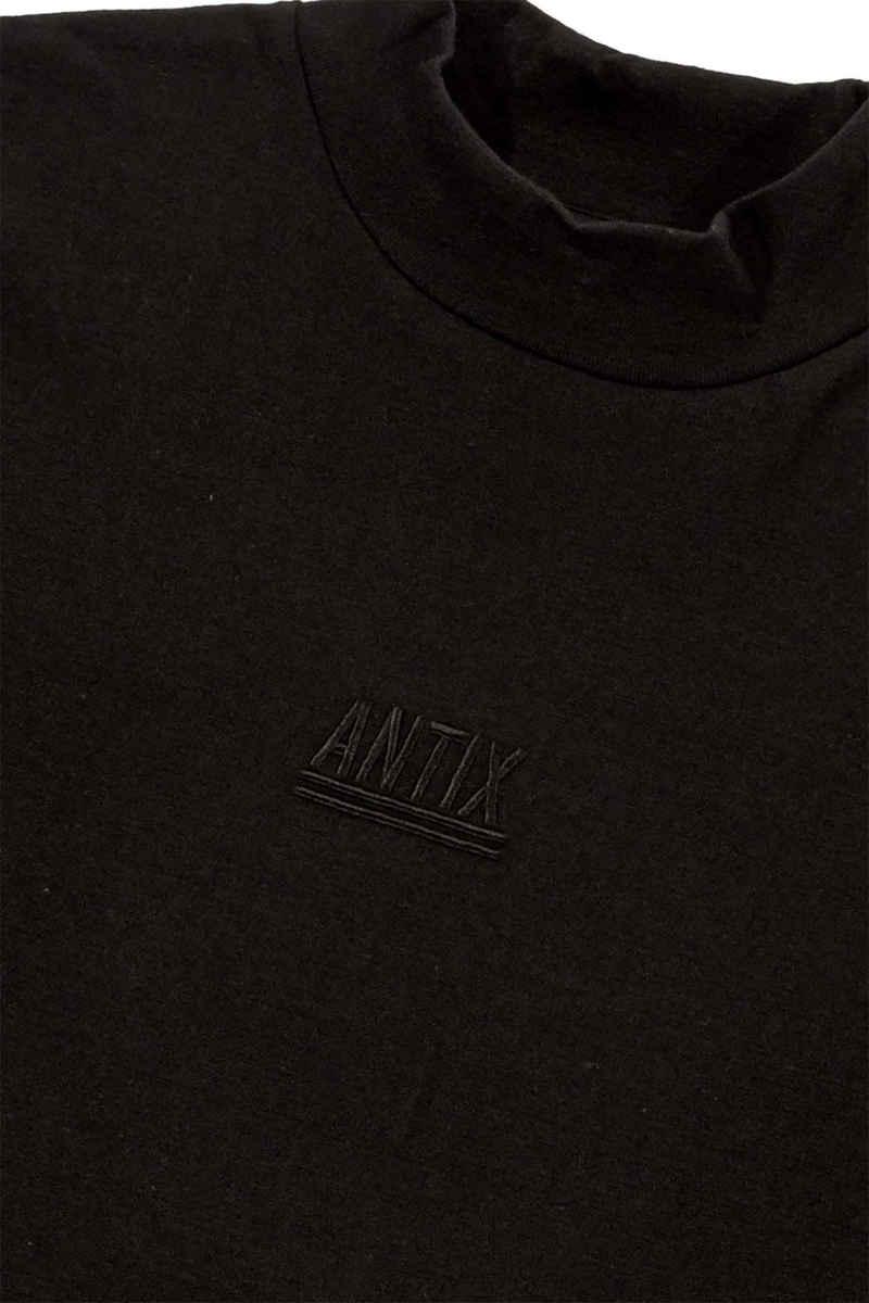 Antix Mock Neck Longues Manches  (black)