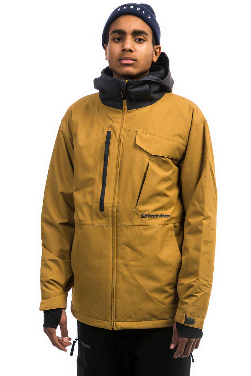 Horsefeathers Kailas  Giacca da snowboard insulated