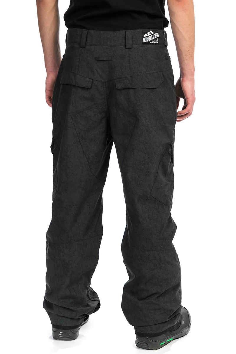 Horsefeathers Findlay Snowboard Hose (washed grey)