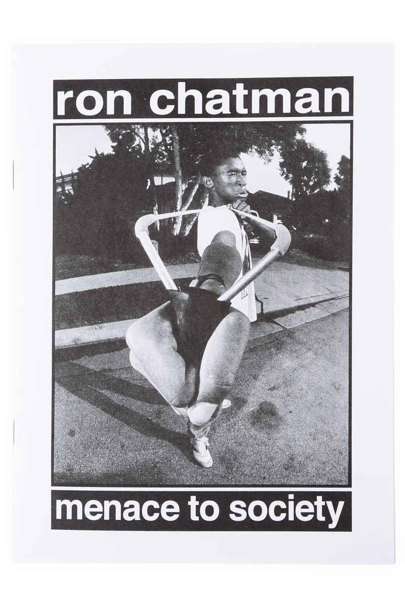 Polar Skateboards x Ron Chatman Menace To Society Zine Buch