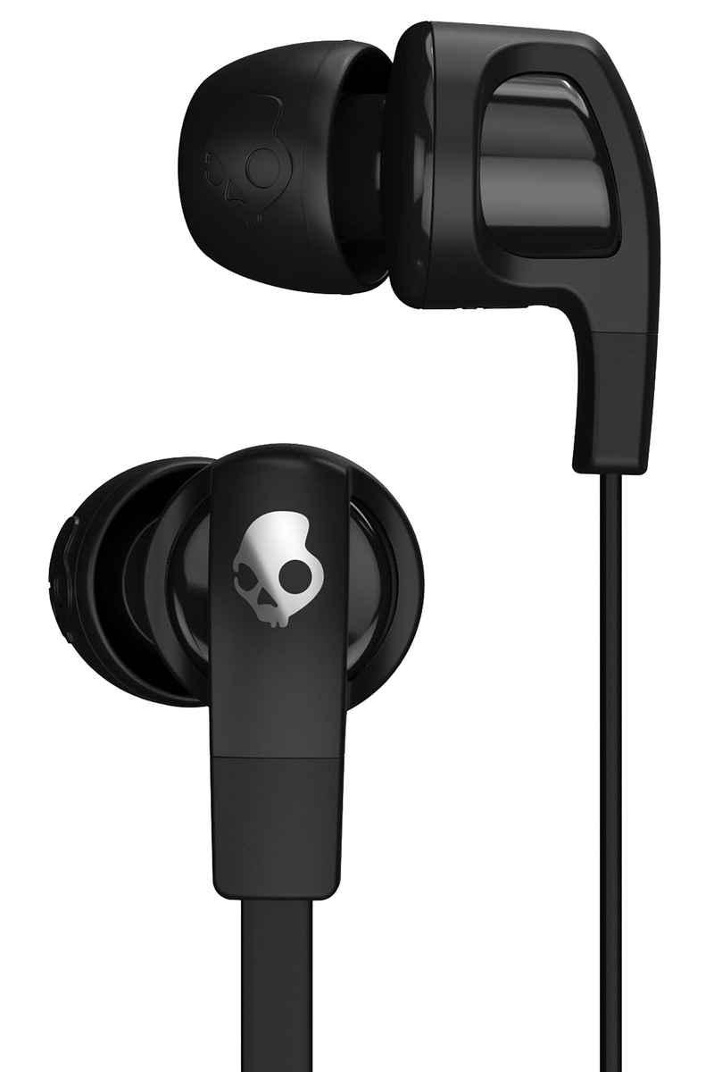 Skullcandy Smokin Buds 2 Wireless Casques Ecouteurs mit Mikro (black black chrome)