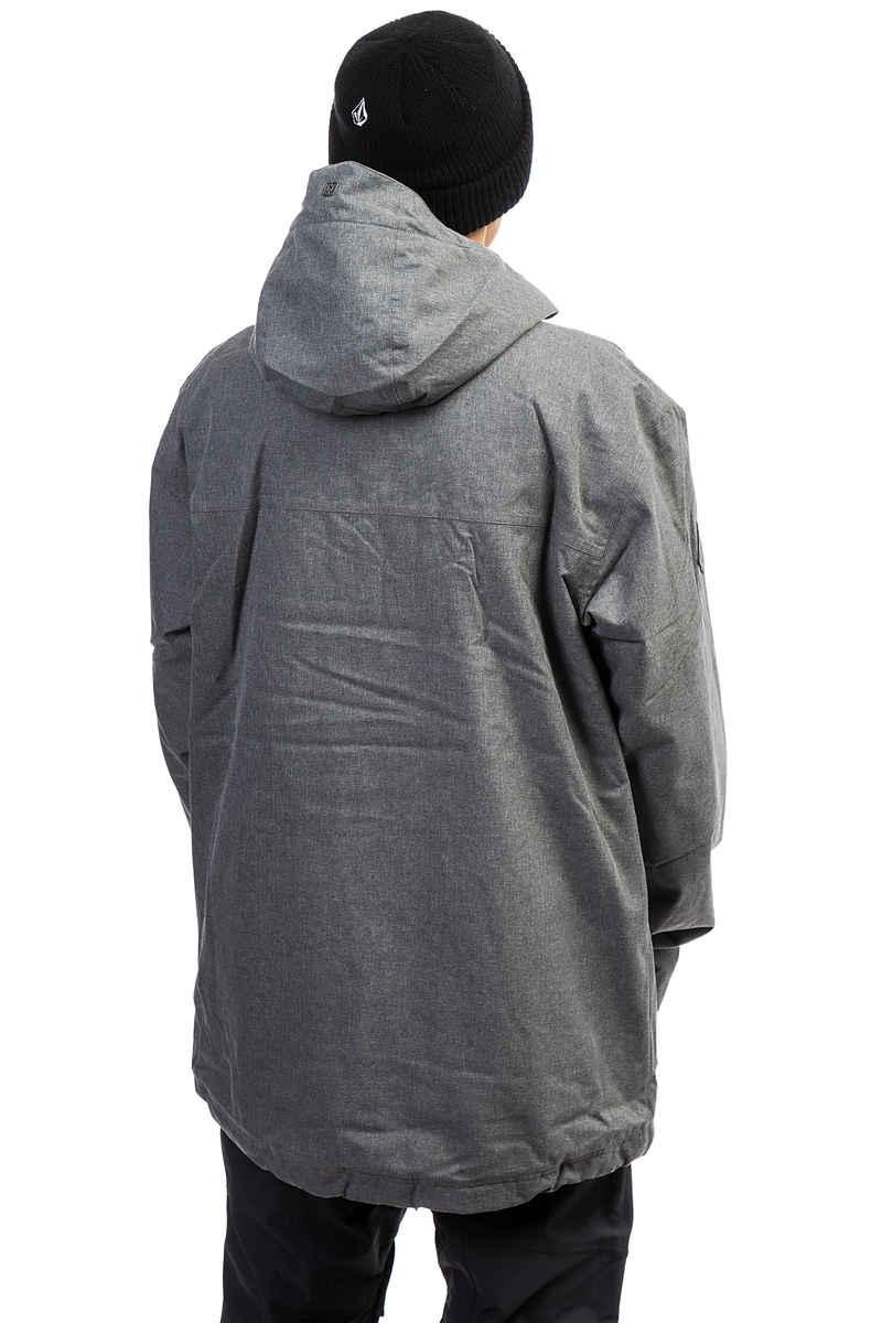 Horsefeathers Kadam Snowboard Jacket (grey melange)