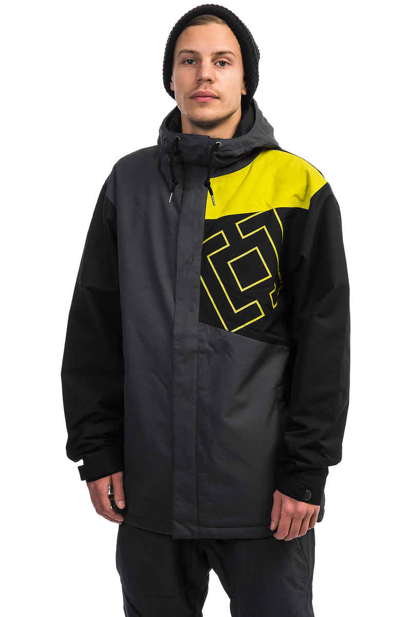 Horsefeathers Kangri Snowboard Jacket (shadow)